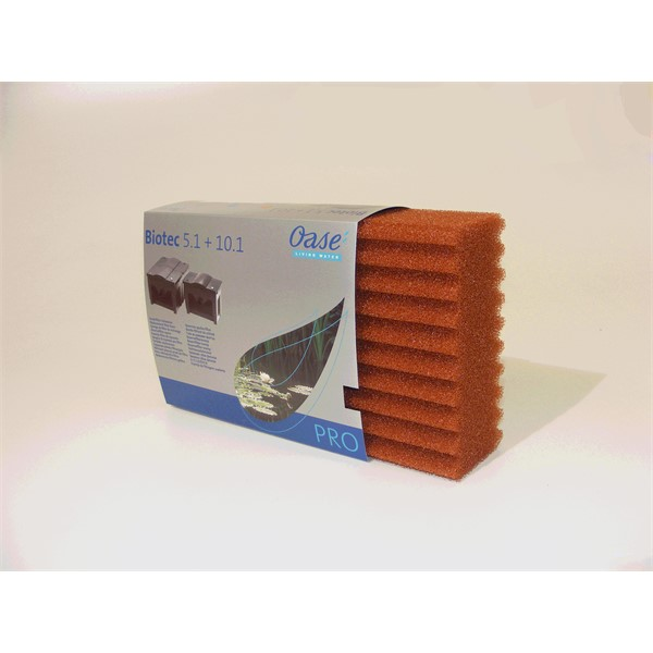 Photo de Mousse rouge Biotec 5.1-10.1Biosmart 20000/30000
