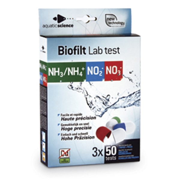 Photo de Biofilt Lab test
