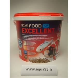 Photo de ICHI FOOD EXCELLENT 2Kg 6mm