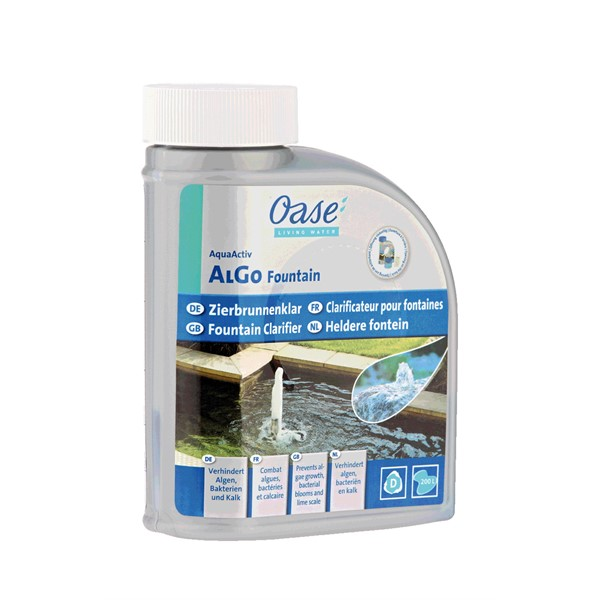Photo de Traitement anti-algues Algo Fountain 500ml