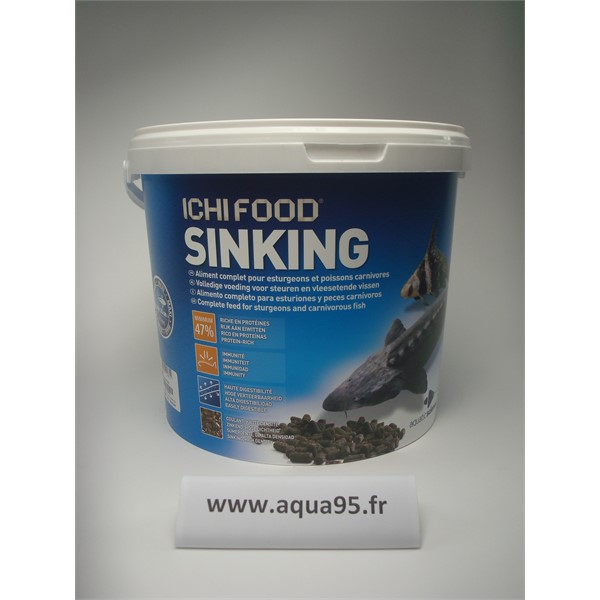 Photo de ICHI FOOD SINKING 3,5Kg 3mm