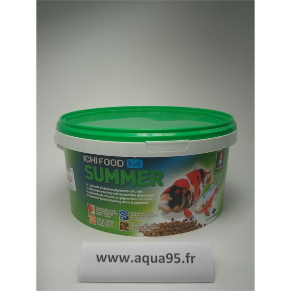 Photo de ICHI FOOD SUMMER 1kg 2mm
