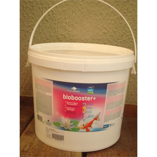 Photo de Traitement anti-algues Biobooster 200m3 12kg