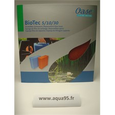 Photo de Mousse rouge Biotec 5-10-30